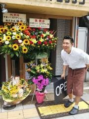 【新店】中華ソバ ビリケン-8