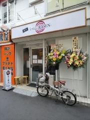 【新店】麺場らせん -RASEN- ~西武池袋線・東長崎駅北口から徒歩0分の場所にオープンした新店で「しょうゆ」~
