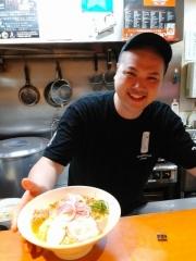 亀戸煮干中華蕎麦 つきひ【六】-5