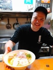 亀戸煮干中華蕎麦 つきひ【六】-6