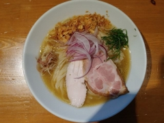亀戸煮干中華蕎麦 つきひ【六】-8