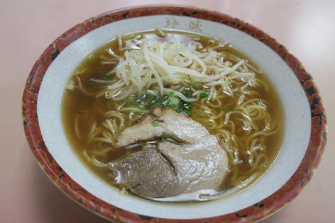 珍味(ラーメン大阪のしょうゆ)
