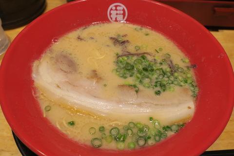 福の軒(豚骨拉麺)
