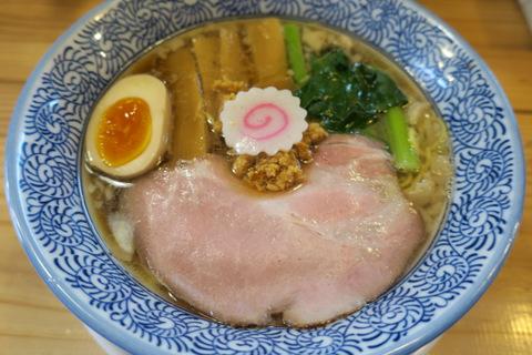 煮干しと豚・袋町店 (煮干し中華そば)