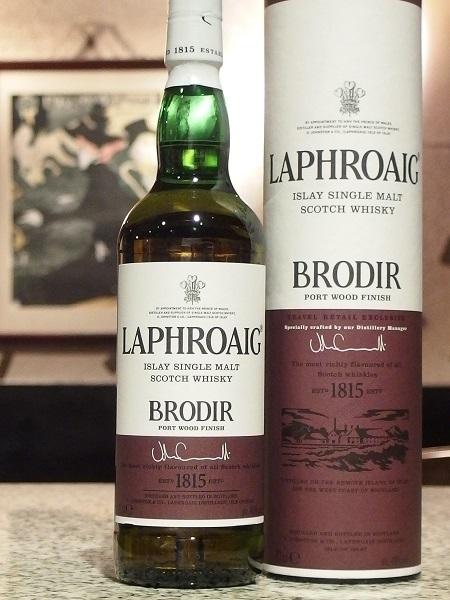 LAPHROAIG BRODIR_B600