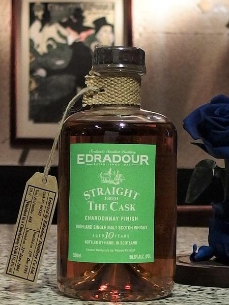 EDRADOUR Straight From The Cask Chardonnay Finish 1993 10yo_600
