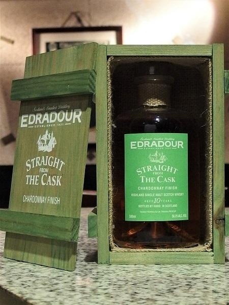 EDRADOUR Straight From The Cask Chardonnay Finish 1993 10yo_B1_600