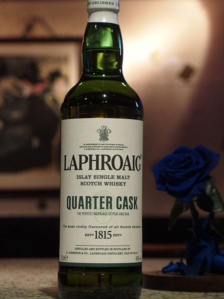 LAPHROAIG QUARTER CASK_600