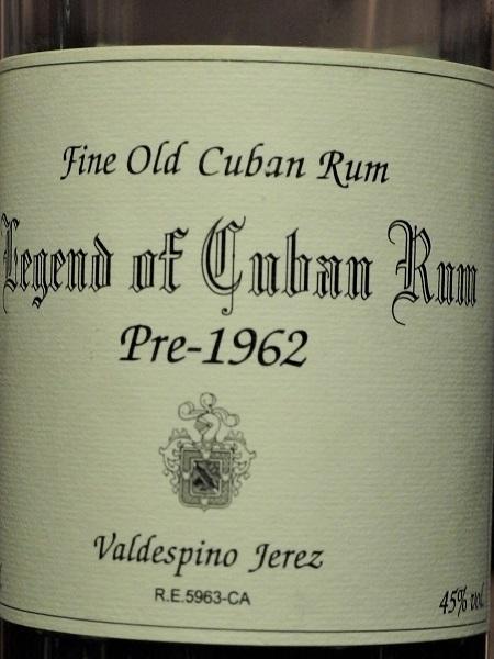 Legend of Cuban Rum_L600