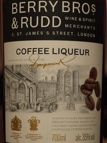 BBR COFFEE LIQUEUR_LL600