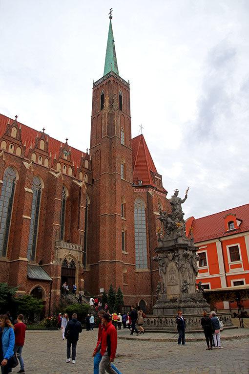 ヴロツワフ 聖十字架と聖バルトロマイ教会