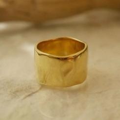 18金 オーダーメイド 指輪