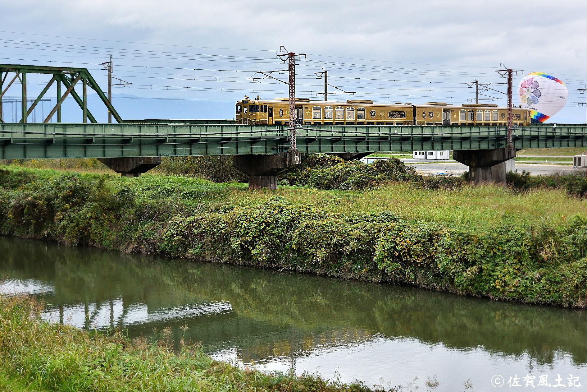 或る列車maru2