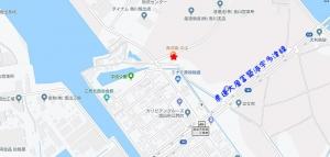 魚河岸のぶ地図