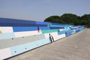 神戸芸術工科大アートプロジェクト2019北浦2