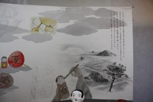 19瀬戸ゲイ北浜伝統工芸絵巻1