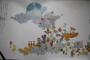 19瀬戸ゲイ北浜伝統工芸絵巻4