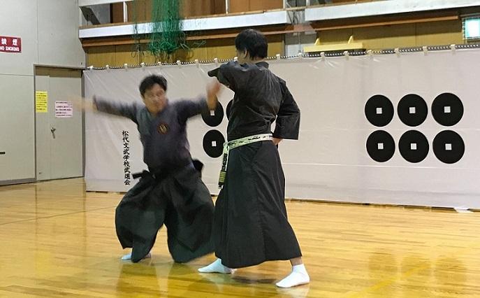 190518_松代藩文武学校春の武術武芸会_柳生心眼流