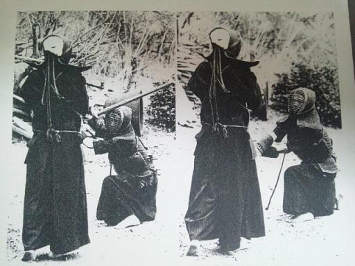 1907_柳剛流_佐藤健七先師
