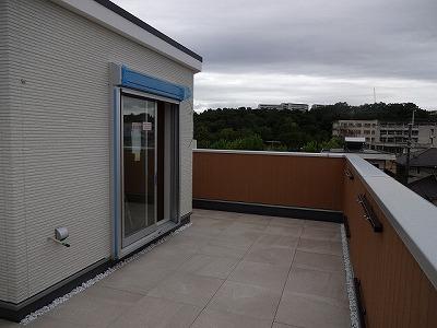 堺の屋上の家02