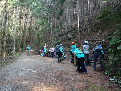 DSC06936道コース登山口