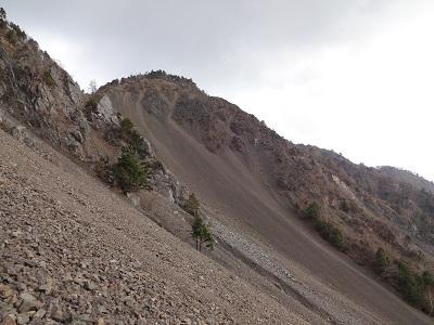 DSC07037大谷嶺を見る