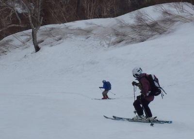 2019春山合宿妙高山スキー009