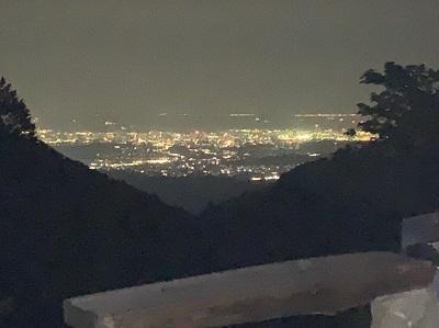 6四日市の夜景