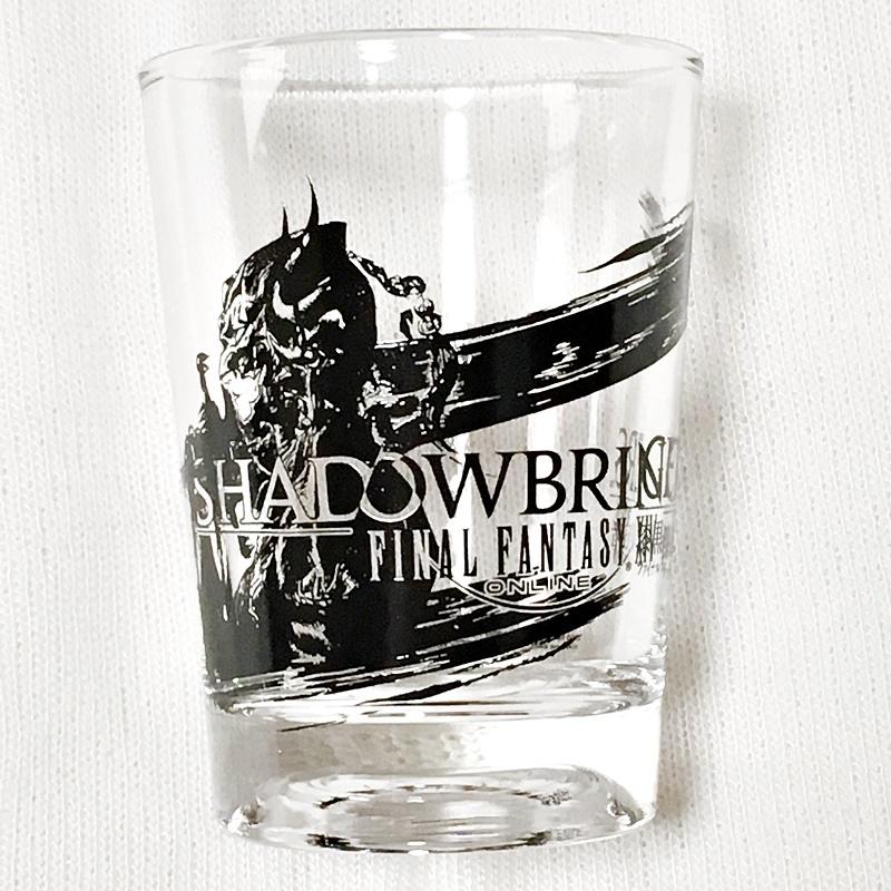 漆黒のヴィランズ オリジナルショットグラス