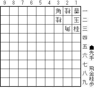 読者が創ってくれた詰将棋NO73