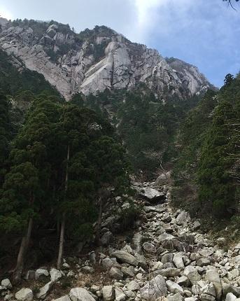 御在所登山3