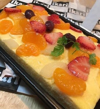 フルーツケーキ2