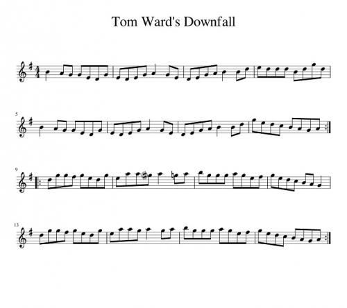 Tom Wards Downfall-1