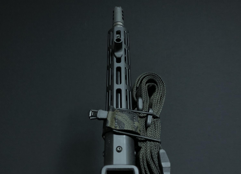 16 実物 SBA3 SPLITFIX & BUBBA TAB Lunar Concepts Wise Men Company!! sling management retention device!! SB TACTICAL ストック & スリング ストラップ 取付 カスタム レビュー!!