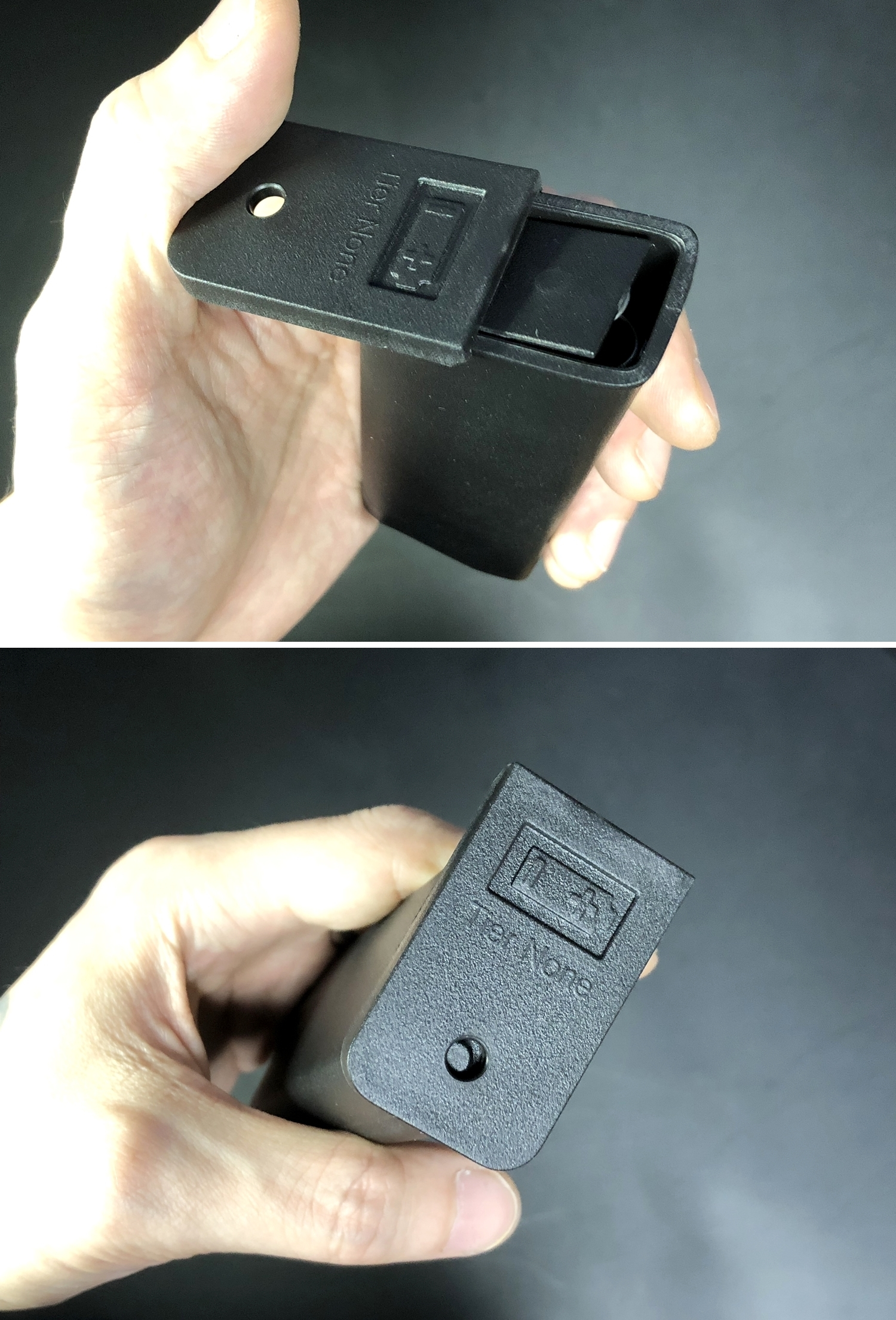 6 TMC GLOCK MAGAZINE STYLE CR123A BATTERY CASE グロック マガジン スタイル 電池ケース SUREFIRE SF123A 純正電池!! 購入 開封 取付 レビュー!!