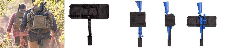 17-18 PR 511 Tactical RUSH Tier 56086 ライフルスリーブ ショットガンケース ライフル銃ケース アサルトライフルケース