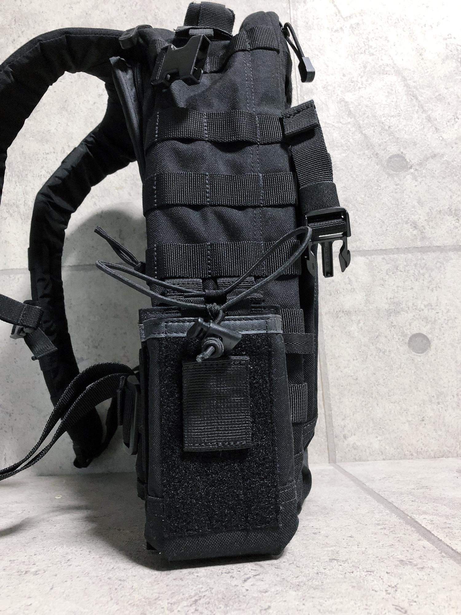 14 実物 511 Tactical RUSH 12 BACKPACK CUSTOM!! ライフルケース・ストラップシステム・ポーチ・ワッペン・ITW TAC LINKなど!! ファイブイレブン タクティカル ラッシュ バックパック カスタム!! 購入 取付 レビュ