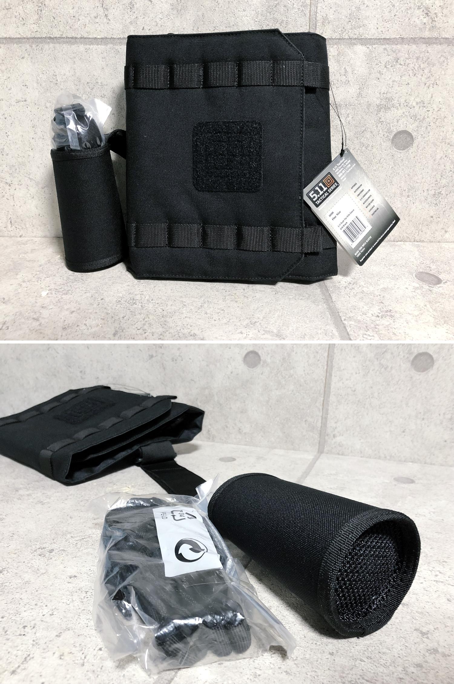 17 実物 511 Tactical RUSH 12 BACKPACK CUSTOM!! ライフルケース・ストラップシステム・ポーチ・ワッペン・ITW TAC LINKなど!! ファイブイレブン タクティカル ラッシュ バックパック カスタム!! 購入 取付 レビュ
