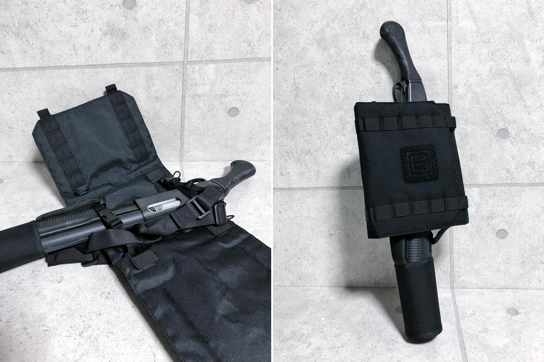18 実物 511 Tactical RUSH 12 BACKPACK CUSTOM!! ライフルケース・ストラップシステム・ポーチ・ワッペン・ITW TAC LINKなど!! ファイブイレブン タクティカル ラッシュ バックパック カスタム!! 購入 取付 レビュ