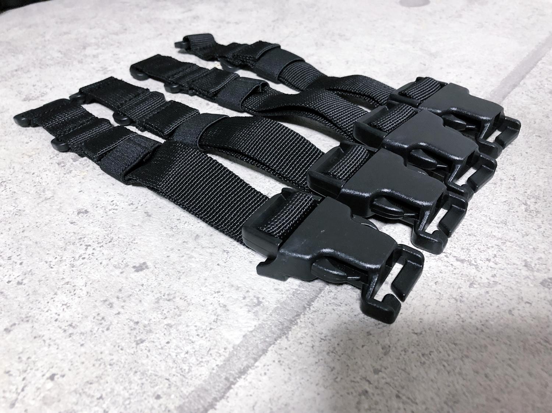 20 実物 511 Tactical RUSH 12 BACKPACK CUSTOM!! ライフルケース・ストラップシステム・ポーチ・ワッペン・ITW TAC LINKなど!! ファイブイレブン タクティカル ラッシュ バックパック カスタム!! 購入 取付 レビュ