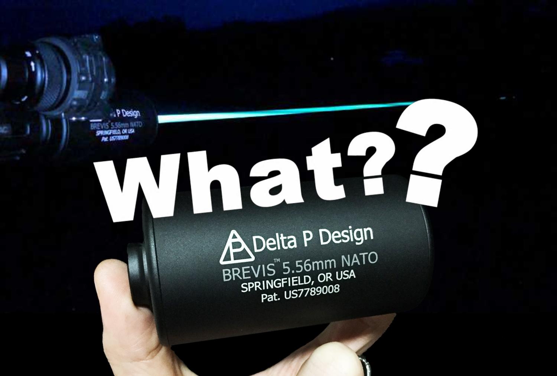 0 夏だ!!夜戦だ!!オートトレーサーだ!! お気に入りの『サプレッサー』を『オートトレーサー』にカスタムだ!! 『DPD XT301 HI1 ATTACHMENT & MADBULL Delta P Design Brevis Barrel Extension & XCORTECH XT301 ULT