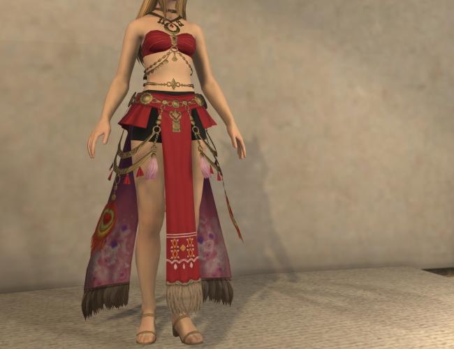 踊り子Lv80 4