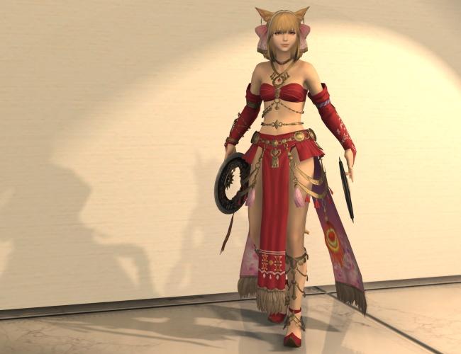 踊り子Lv80 8
