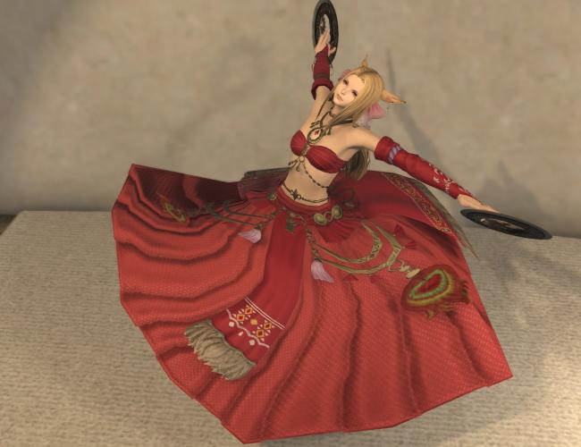 踊り子Lv80 10