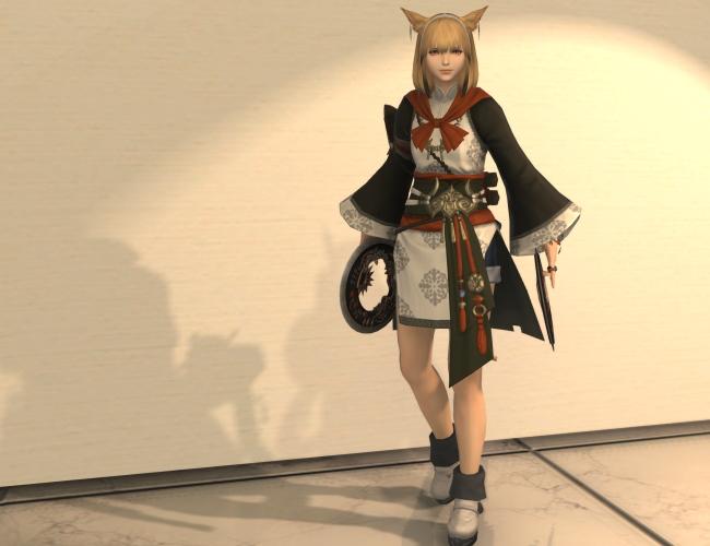 踊り子Lv80 11