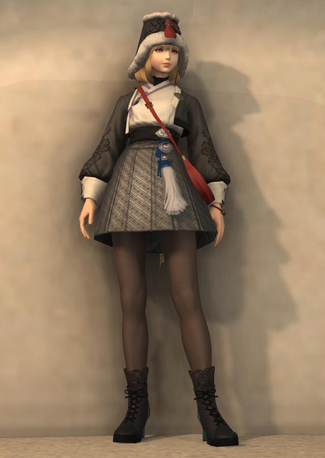 東方美姫衣装セット23