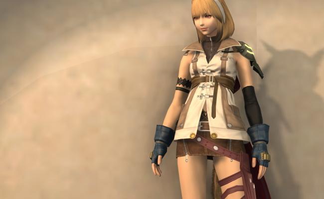 聖府軍スカート2