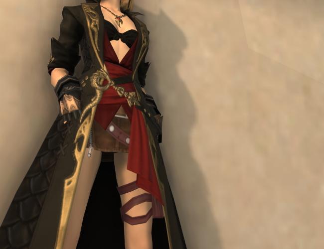 聖府軍スカート22