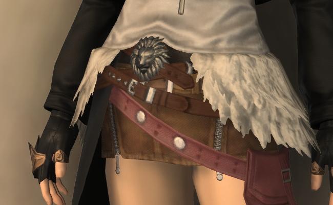 聖府軍スカート3