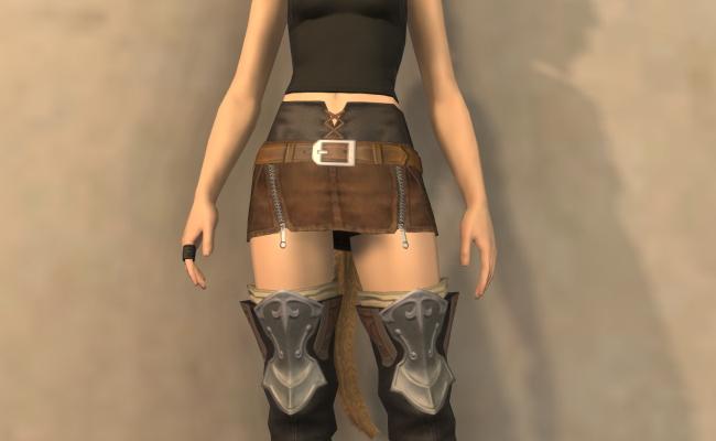 聖府軍スカート5
